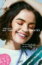 My Three Guy Roommates[#Wattys2016] by -Queen_OfThe_Clouds-