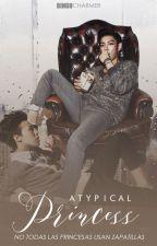 ATYPICAL PRINCESS by BinguCharmer
