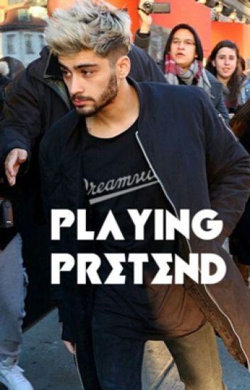 Playing pretend | ziam {mpreg}✔️