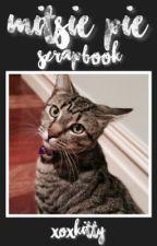 Mitsie Pie Scrapbook by cat-tastic