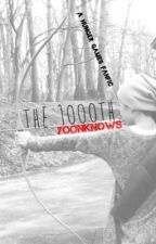 The 1,000th (Hunger Games) by yoonknows