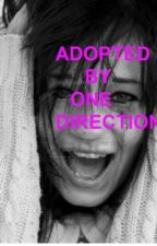 Adopted by One Direction by violetlynnn