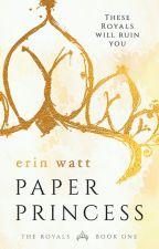 Paper Princess by erinjwatt