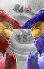 Red vs Blue Oneshots  by TarasTeddyCharles