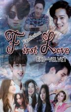 First Love (EXO Velvet Fanfiction) by iven_cyana