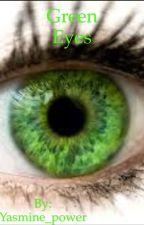 Green Eyes by Yasmine_power