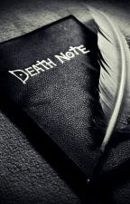 Death note|مذكره الموت by Fochena