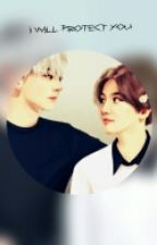 (boyxboy)  i will protect you   سوف احميك  {chanbaek} by chanbaek-is-real