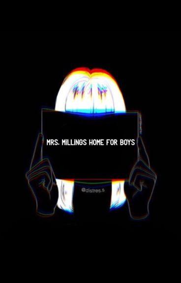 Mrs. Milling's home for boys. // Lashton a.u. boyxboy