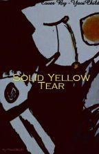 Solid Yellow Tear (Gaster!Sans x Caring Fem!Reader) by -DonutChild-