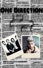 1D ONE SHOTS • Boy x Boy by gloomyautumn