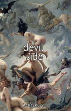 Devil Side   Ziam by malechuca