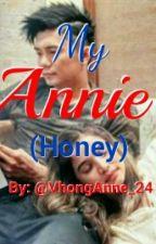My ANNIE (Honey) VA by VhongAnne_24