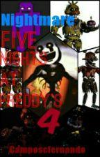 Nightmare (Five Nights At Freddy's 4) by camposcfernando