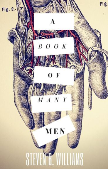 A Book of Many Men by stevenbwriting