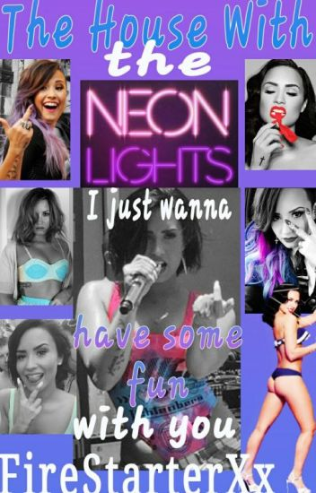 The House With the Neon Lights (Lesbian Stories)