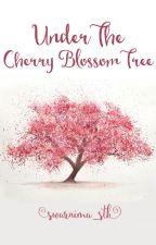Under The Cherry Blossom Tree by Swarnima_Sth