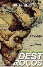 ✓ DESTROÇOS // mitologia grega // gaia; atlas by itmeanswar