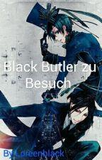 Black Butler zu Besuch  by Loreenblack