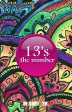 13's the number  by Andy_28_