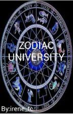 Zodiac University by irene_tc