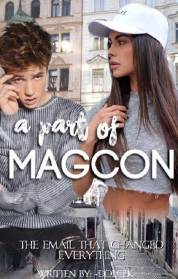 A Part Of MAGCON ; c.d