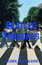 Beatles thoughts  by Julchen_Beatlelover