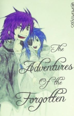 The Adventures of the Forgotten (A Magi/Sinbad Fanfiction) by GAGAINJUS