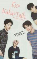 Exo KakaoTalk  by daahf_alex