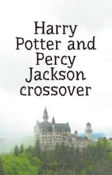 Harry Potter and Percy Jackson crossover