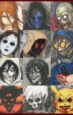 Creepypasta Story By Ann And Fox Studio (Zatím Pozastaveno) by Ann_and_fox_studio