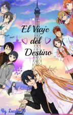 El Viaje  del Destino ♥ Kiriasu ♥ by lucylu_29