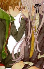 The Detective & The Luckster (Kirigiri X Naegi) by KatieRacki