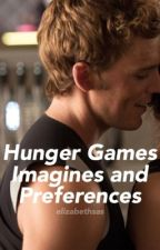 Hunger Games Imagines and Preferences by kaleywisner