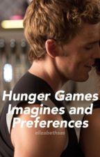 Hunger Games Imagines and Preferences by kaleywisner
