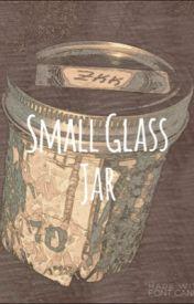 Small Glass Jar by Dream_Rayanni