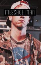 Message Man    Josh Dun by duntrash