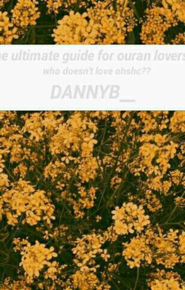 The Ultimate Guide For Ouran Lovers