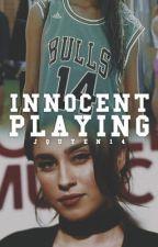 Innocent Playing by JQuyen14