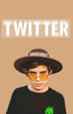 Twitter 》Hayes Grier by hayassgrier