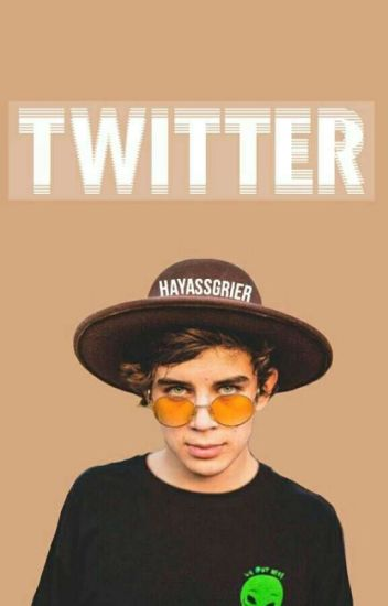 Twitter 》Hayes Grier