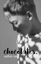 Chocolates - SEVENTEEN's Mingyu by jae_raa