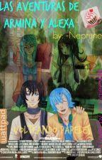 Las aventuras de Armina y Alexa [CDM] by -Neptune