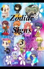 Zodiac signs 3 by travelgirlannie
