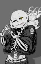 Hell's Hounds(Gaster!SansxReader) by lmao_trash