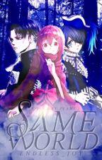Same World [Crossover] Levi x Reader x Ciel by Endless_Joy