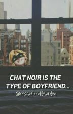 Chat Noir Is The Type Of Boyfriend by Rosser-mellowblue