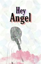 Hey Angel ; harry by littlebluebites