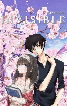 Invisible    Kyoya Ootori    by SingingGeekyBookWorm