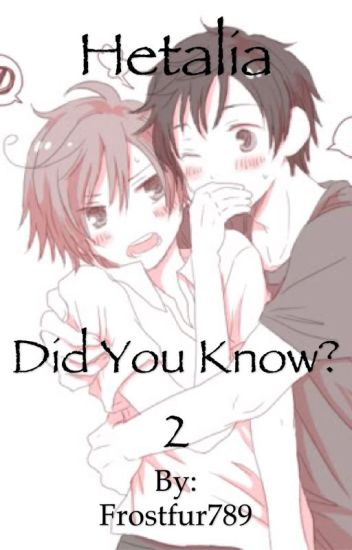 Hetalia: Did You Know? 2